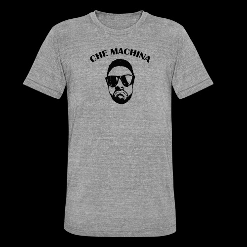 CHE MACHINA - Maglietta unisex tri-blend di Bella + Canvas