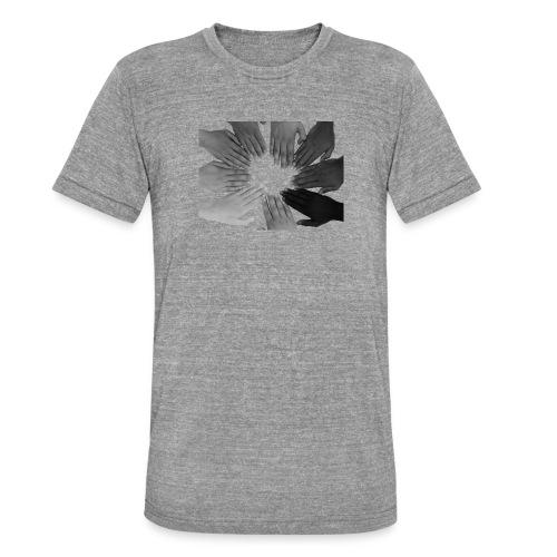 Ein Zeichen setzen - Unisex Tri-Blend T-Shirt von Bella + Canvas