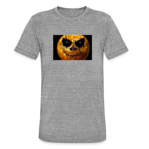 Halloween Mond Shadow Gamer Limited Edition - Unisex Tri-Blend T-Shirt von Bella + Canvas