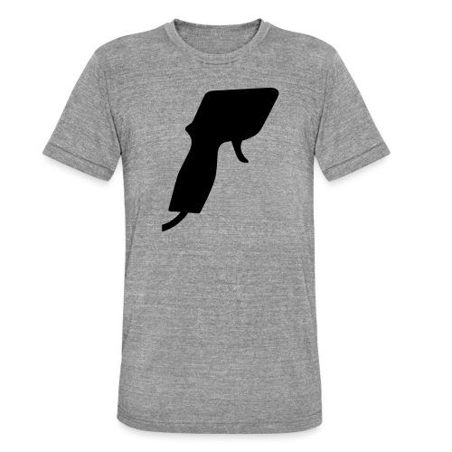 Slotracing Pistolenregler - Unisex Tri-Blend T-Shirt von Bella + Canvas