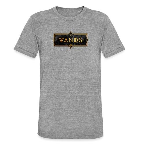 WANDS® - Triblend-T-shirt unisex från Bella + Canvas