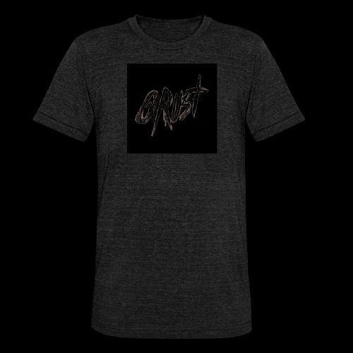-Logo Qrust- - T-shirt chiné Bella + Canvas Unisexe