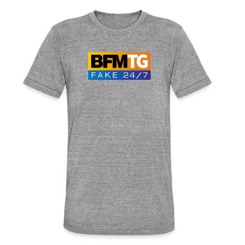 BFMTG - T-shirt chiné Bella + Canvas Unisexe