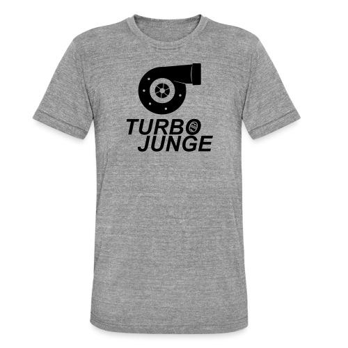 Turbojunge! - Unisex Tri-Blend T-Shirt von Bella + Canvas