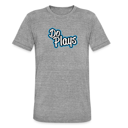 Mok | Doplays - Unisex tri-blend T-shirt van Bella + Canvas