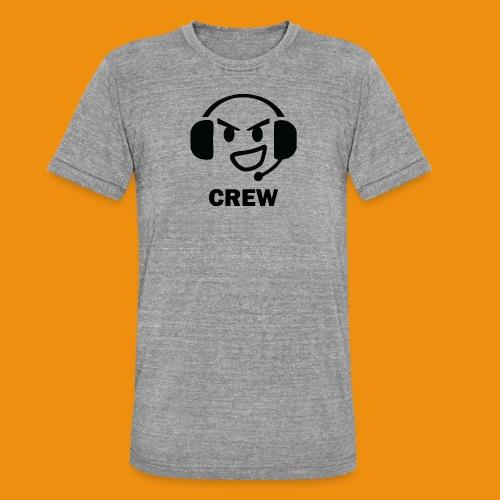 T-shirt-front - Unisex tri-blend T-shirt fra Bella + Canvas