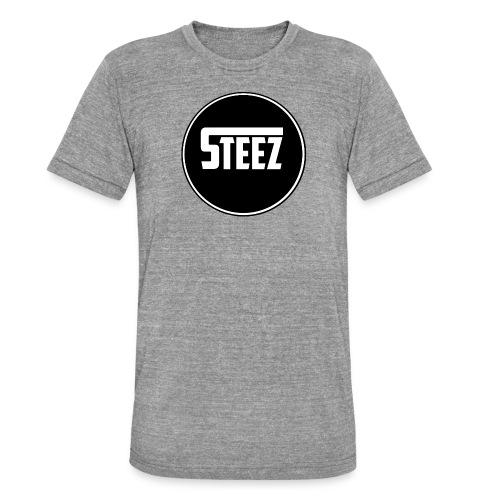 Steez t-Shirt black - Unisex tri-blend T-shirt van Bella + Canvas