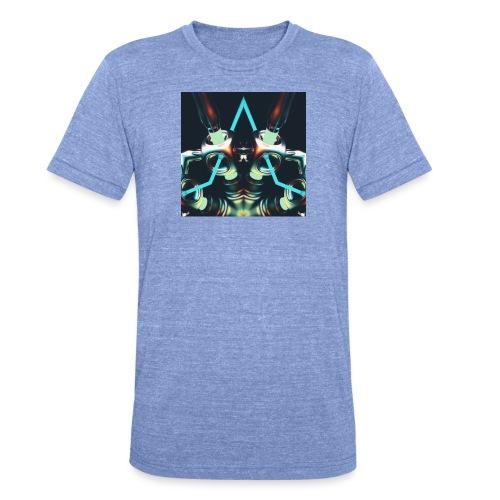 Energize Fields by RNZO - Unisex tri-blend T-shirt van Bella + Canvas