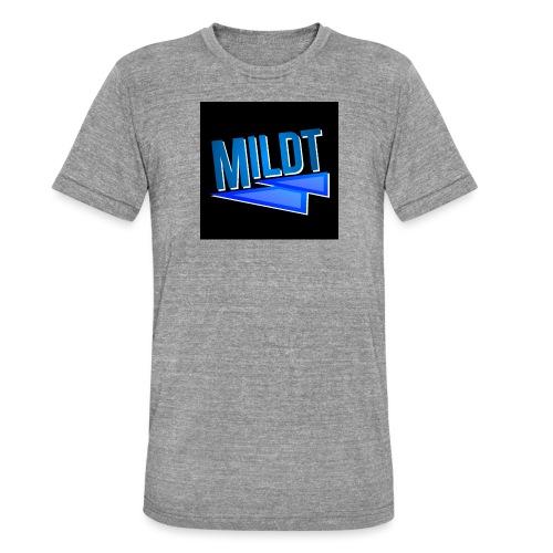 MILDT Muismat - Unisex tri-blend T-shirt van Bella + Canvas