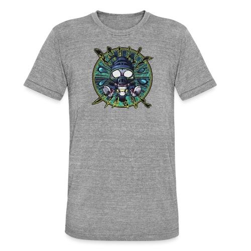 RailleDingue (400ppp - 40 - T-shirt chiné Bella + Canvas Unisexe