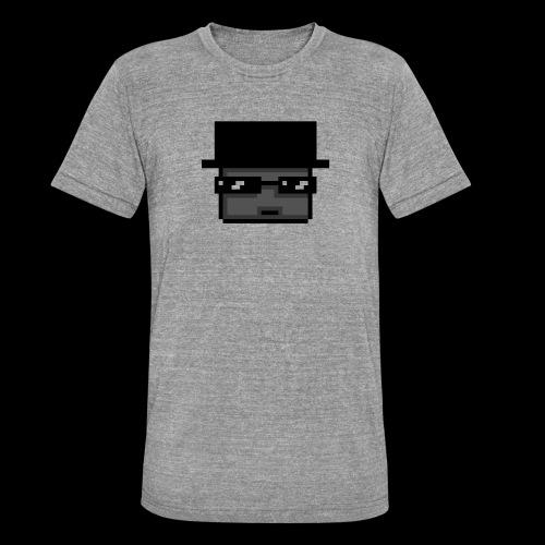 MOB - Unisex tri-blend T-shirt van Bella + Canvas