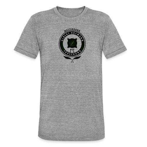 AlbertHofmann_Forschung - Unisex Tri-Blend T-Shirt von Bella + Canvas