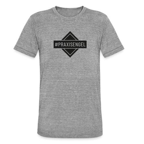 Praxisengel (DR19) - Unisex Tri-Blend T-Shirt von Bella + Canvas