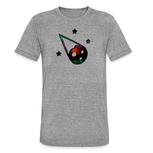 logo interestelar - Camiseta Tri-Blend unisex de Bella + Canvas