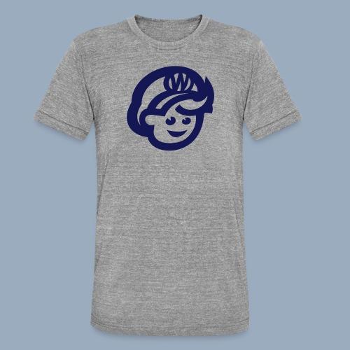 logo bb spreadshirt bb kopfonly - Unisex Tri-Blend T-Shirt by Bella & Canvas