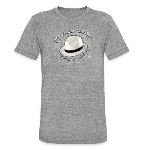 Dia de Los Indianos - Unisex Tri-Blend T-Shirt von Bella + Canvas