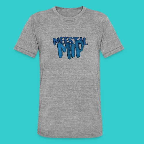 MeestalMip Sweater - Kids & Babies - Unisex tri-blend T-shirt van Bella + Canvas