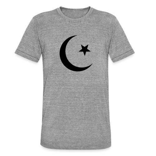 islam-logo - Unisex Tri-Blend T-Shirt by Bella & Canvas