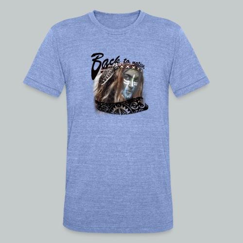 progress2 - Unisex tri-blend T-shirt van Bella + Canvas