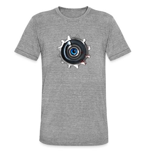 Ojo, te veo - Camiseta Tri-Blend unisex de Bella + Canvas