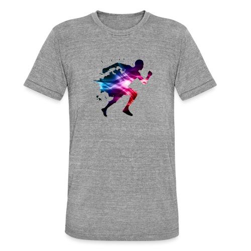 springa - Triblend-T-shirt unisex från Bella + Canvas