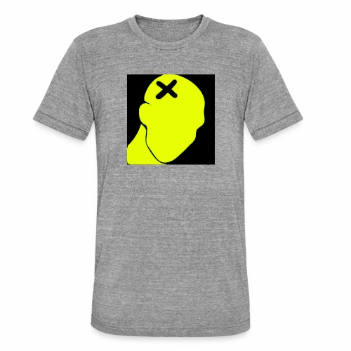 SHOCKER X - Camiseta Tri-Blend unisex de Bella + Canvas