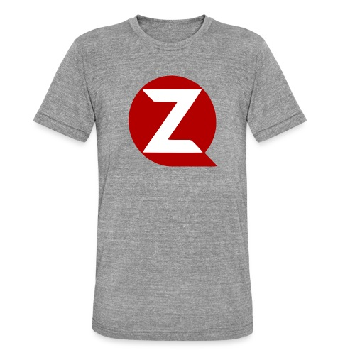 QZ - Unisex Tri-Blend T-Shirt by Bella & Canvas