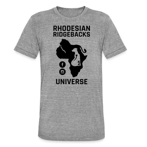 RRU - Triblend-T-shirt unisex från Bella + Canvas