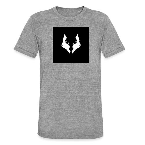 La Meute Big Logo - T-shirt chiné Bella + Canvas Unisexe