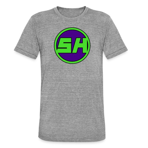 SkyHyperion Classic Colours - White - Unisex Tri-Blend T-Shirt by Bella & Canvas