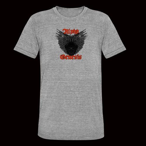 Fire Fly - Unisex Tri-Blend T-Shirt von Bella + Canvas