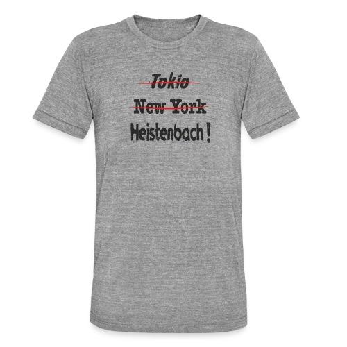 65558 Heistenbach - Unisex Tri-Blend T-Shirt von Bella + Canvas