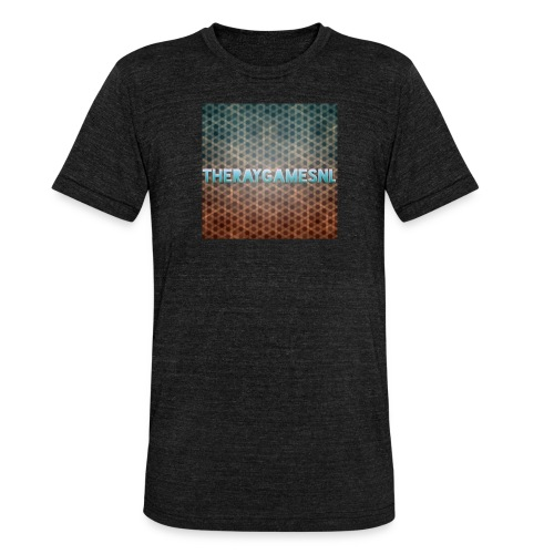 TheRayGames Merch - Unisex Tri-Blend T-Shirt by Bella & Canvas