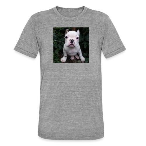 Billy Puppy 2 - Unisex tri-blend T-shirt van Bella + Canvas