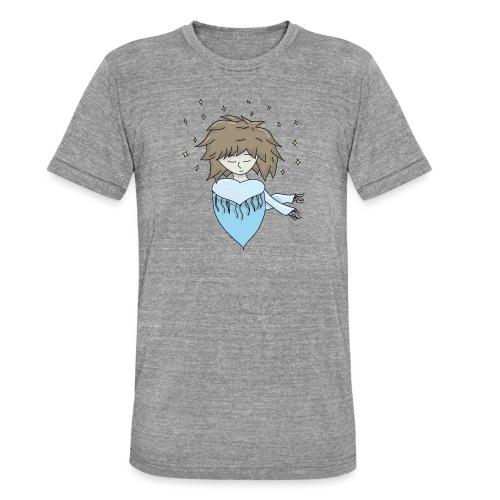 Pyjama Femme - Le rêveur - T-shirt chiné Bella + Canvas Unisexe