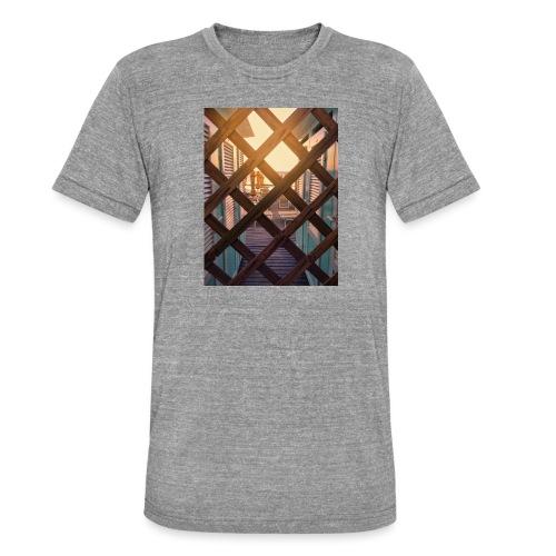 Beach - Unisex Tri-Blend T-Shirt by Bella & Canvas