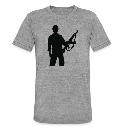 RESISTENZA INTERNAZIUNALE - T-shirt chiné Bella + Canvas Unisexe