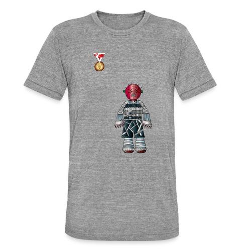 Trashcan - Unisex Tri-Blend T-Shirt von Bella + Canvas