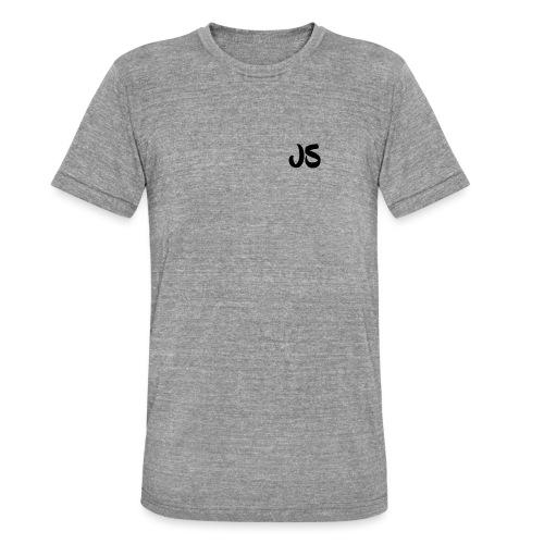 JS (Josef Sillett) - Unisex Tri-Blend T-Shirt by Bella & Canvas