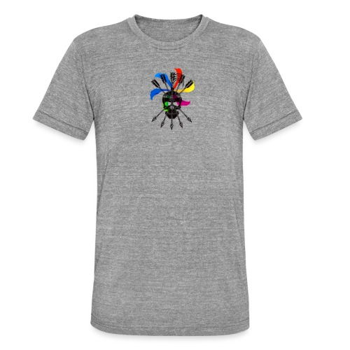 Blaky corporation - Camiseta Tri-Blend unisex de Bella + Canvas