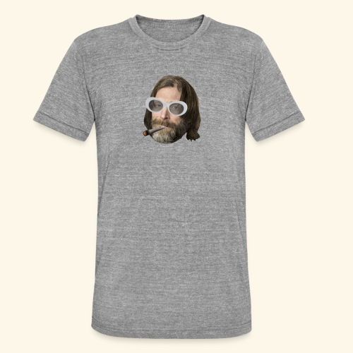 Ola Conny: Turnt Up Collection - Triblend-T-shirt unisex från Bella + Canvas