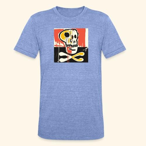 Memento - T-shirt chiné Bella + Canvas Unisexe