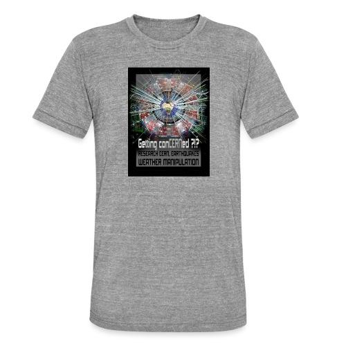 Getting conCERNed ?!? - Unisex tri-blend T-shirt van Bella + Canvas