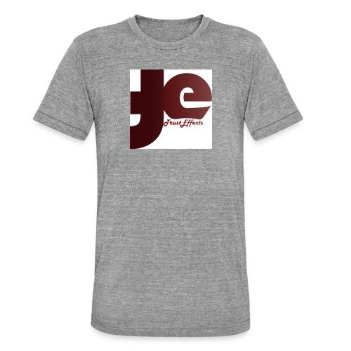 company logo - Unisex Tri-Blend T-Shirt by Bella & Canvas