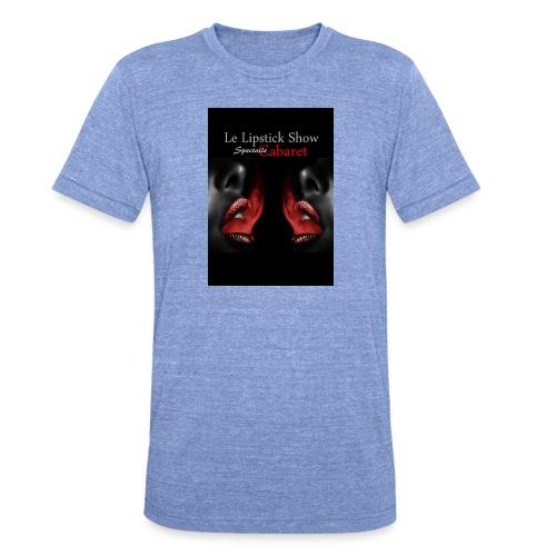 visuel boutique - T-shirt chiné Bella + Canvas Unisexe