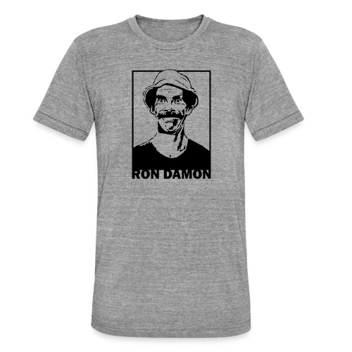 Don Ramon - Unisex Tri-Blend T-Shirt by Bella & Canvas