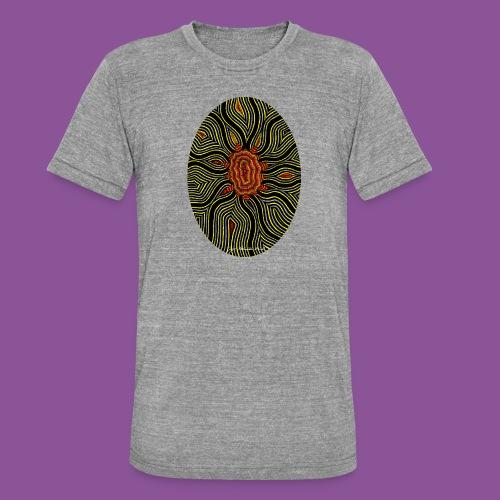 Aura 11 - Unisex Tri-Blend T-Shirt von Bella + Canvas