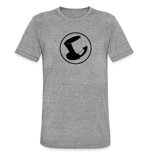 GLASS HAT - Camiseta Tri-Blend unisex de Bella + Canvas