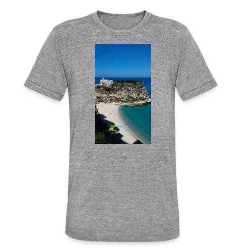 Tropea Isola - Maglietta unisex tri-blend di Bella + Canvas