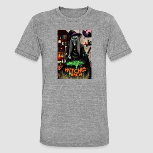 The Witch - Unisex Tri-Blend T-Shirt by Bella & Canvas